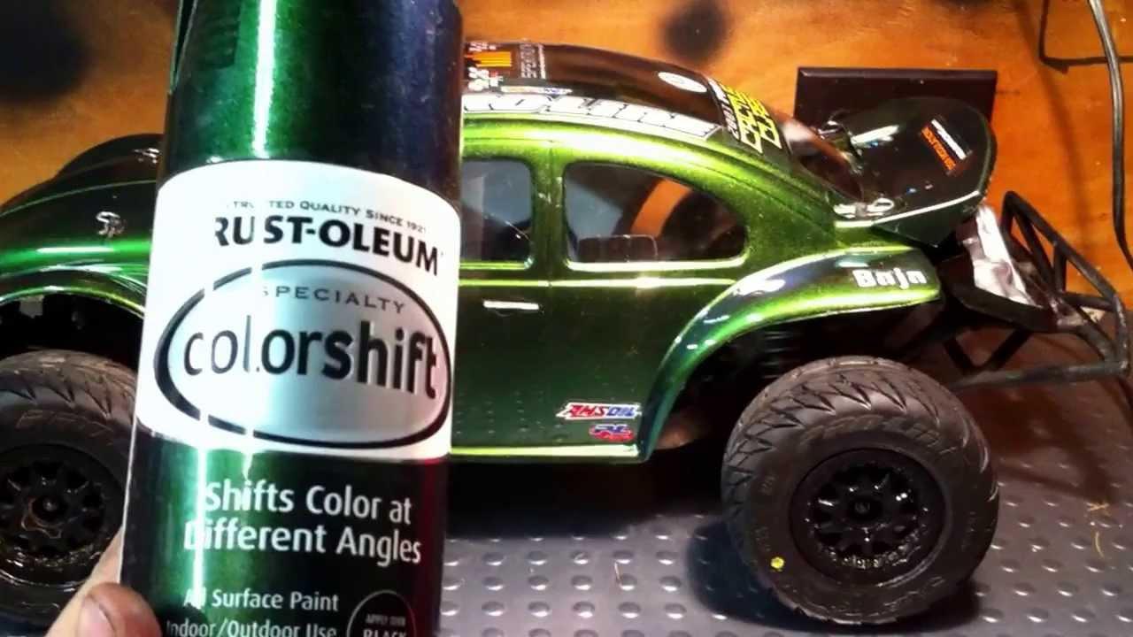 Traxxas Slash 4x4 Rc Cars Traxxas Slash 4x4 Proline Baja Bug Body - YouTube
