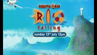 Mighty Raju Rio Calling Movie ..