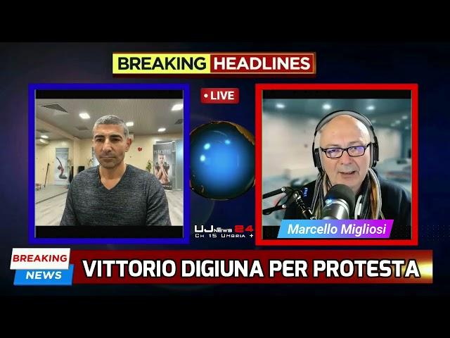TG Umbria+Teleterni del 12 aprile 2021