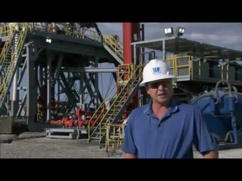 Oil and Gas from drilling to production