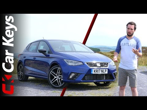 2017 SEAT Ibiza FR Review – The Best Small Car In Europe? – Car Keys