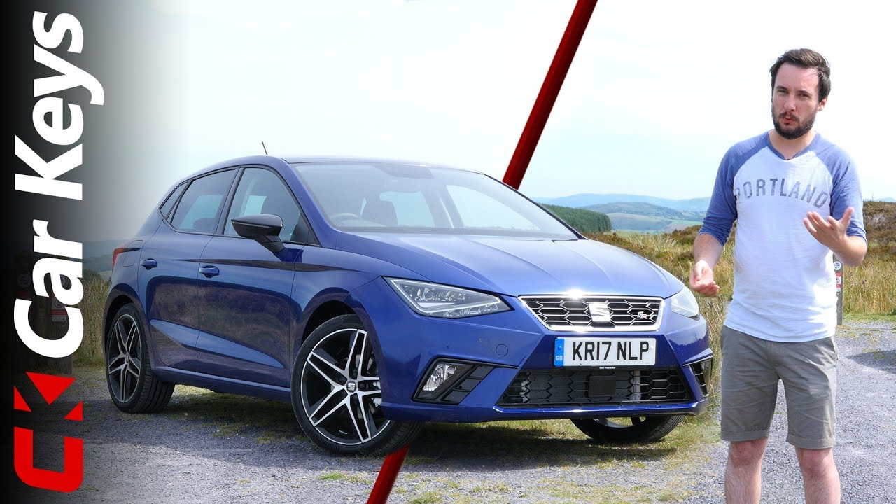 2017 Seat Ibiza Fr Review The Best Small Car In Europe Keys