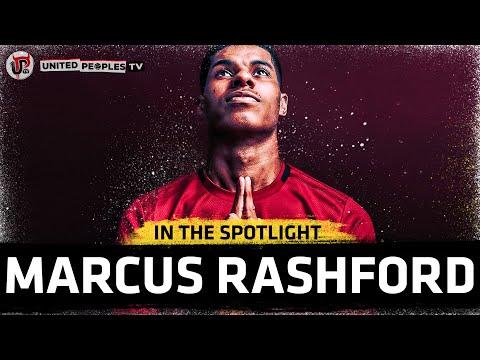 Marcus Rashford – Man Utd's Role Model   In The Spotlight