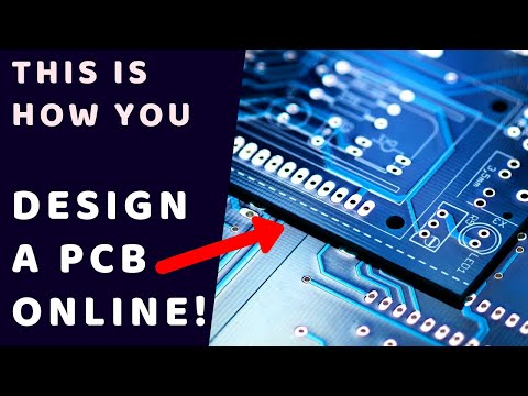 easyeda-tutorial- -online-pcb-design-tutorial-and-manufacturing---step-by-step