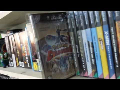 Videogame Room Tour // 29-01-14 Man Cave...