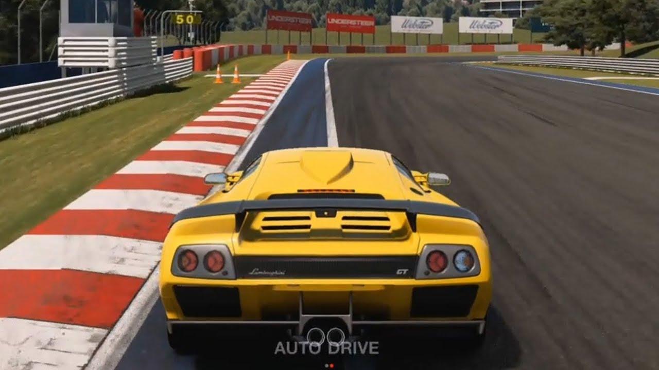 Gran Turismo Sport   Lamborghini Diablo GT 2000   Test Drive Gameplay (PS4  HD) [1080p60FPS]
