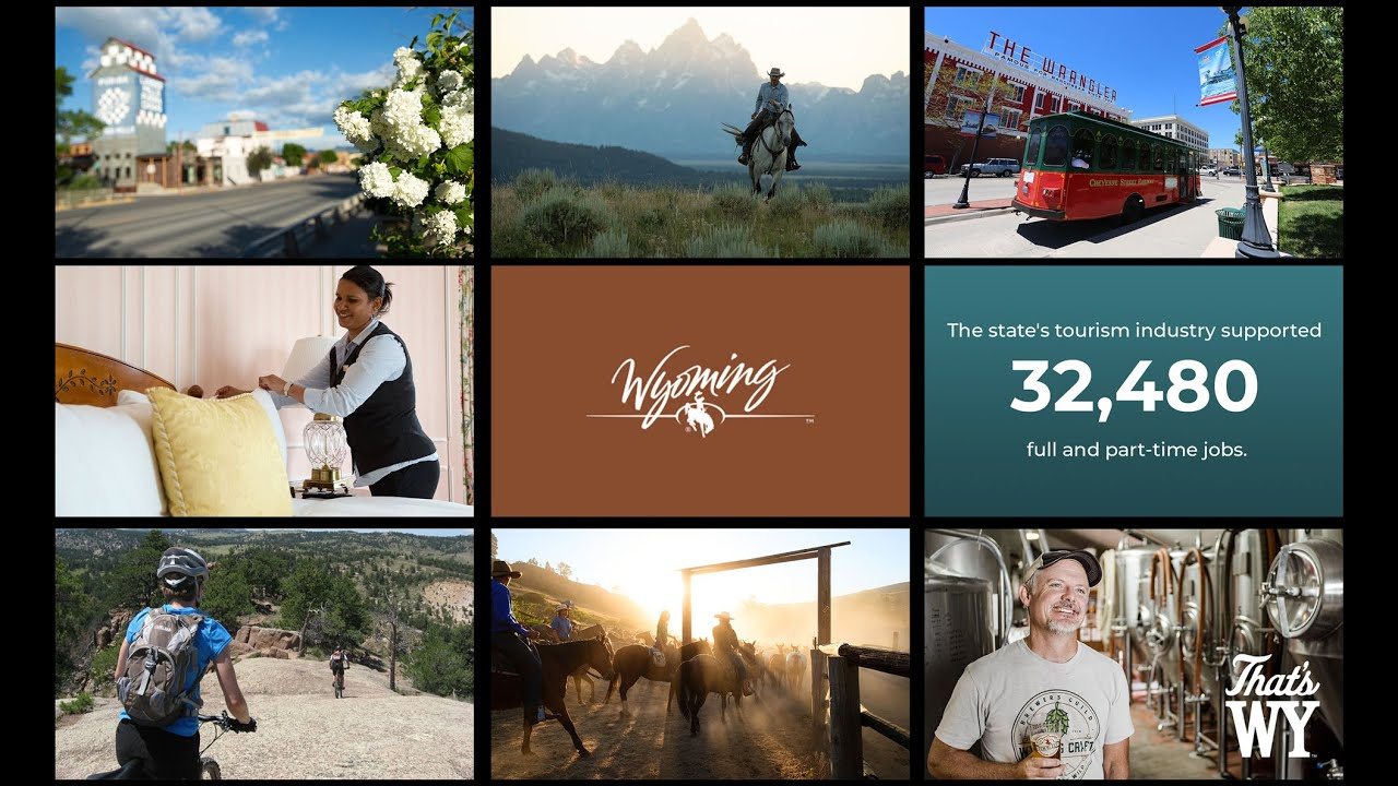 Tourism Pays - Wyoming Office of Tourism