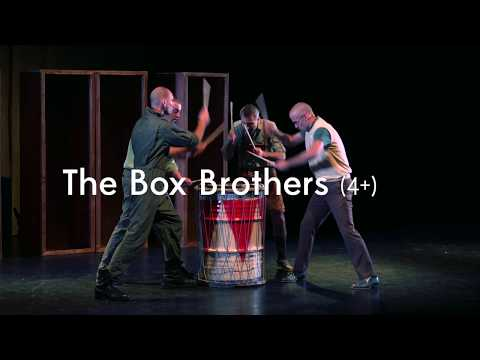 Trailer The Box Brothers - Oorkaan