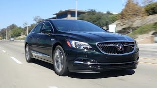 2017 Buick Lacrosse - Review and Road Test