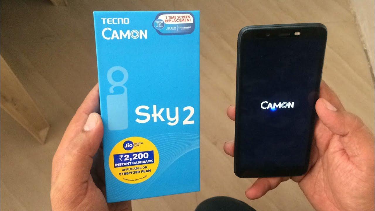 best sneakers 27d53 02bd9 Tecno Camon i Sky 2 Unboxing | Tecno New Budget Phone | Dual Camera | Face  id Lock