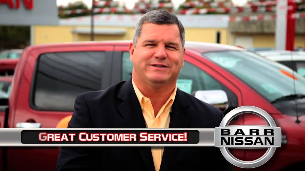 Barr Nissan In Columbia, TN   YouTube