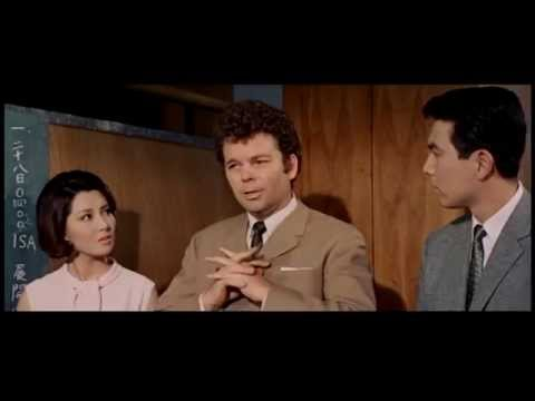 Russ Tamblyn acting with his hands