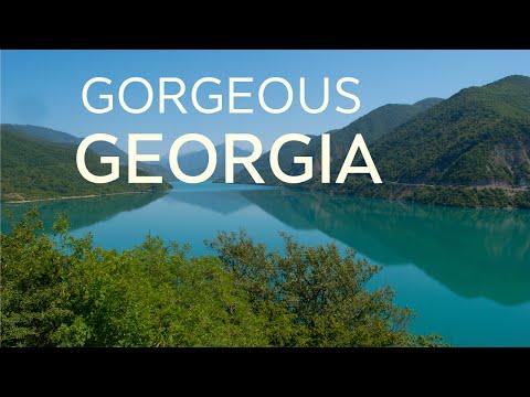 Gorgeous Georgia - Holiday Travel Vlog - Part 1