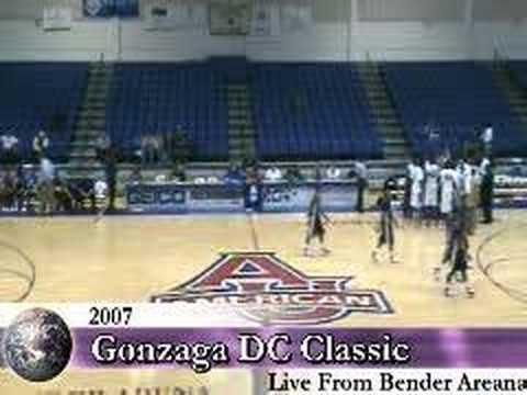 2007 Gonzaga DC Classic: Bishop McNamara v. Towson Catholic