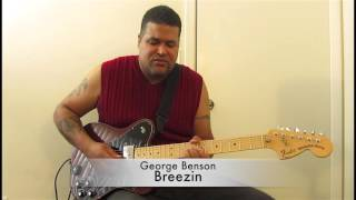 George Benson  Breezin -Cover song by Ralph Conde