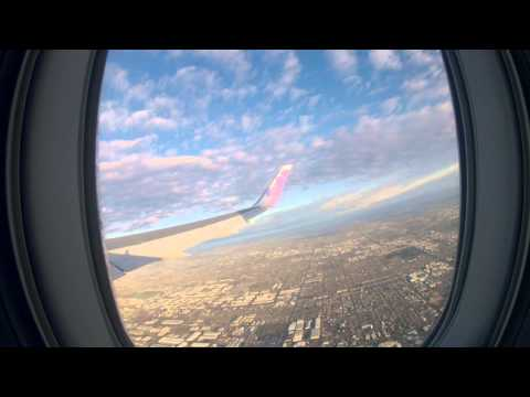 Hawaiian Airlines 35 PHX to HNL Taking off from PHX