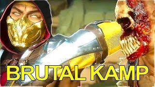 BRUTAL SLASKAMP - Mortal Kombat 11 [Dansk]