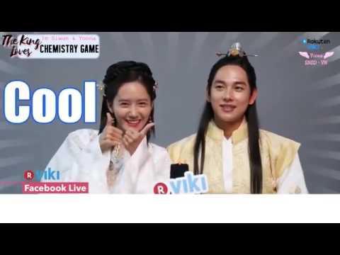 [VIETSUB] 170711 Yoona and Siwan live on Facebook Viki