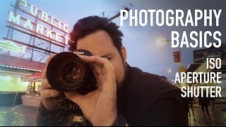 Download Photography Tutorial: ISO, Aperture, Shutter Speed