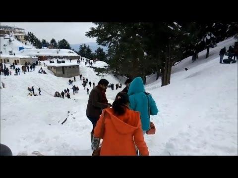 Shimla 2017  Kufri Hills