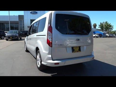 2015 Ford Transit Connect Wagon Walnut Creek, East Bay, Dublin, Concord, Livermore, CA R7502