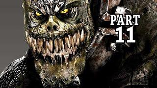Batman Return to Arkham Gameplay Deutsch #11 - Killer Croc - Let