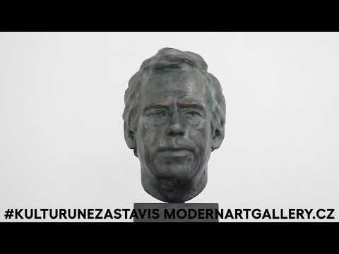 Busta Václava Havla %7C Jan Padyšák