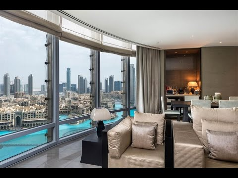 Armani Residences in Burj Khalifa, Dubai, United Arab Emirates