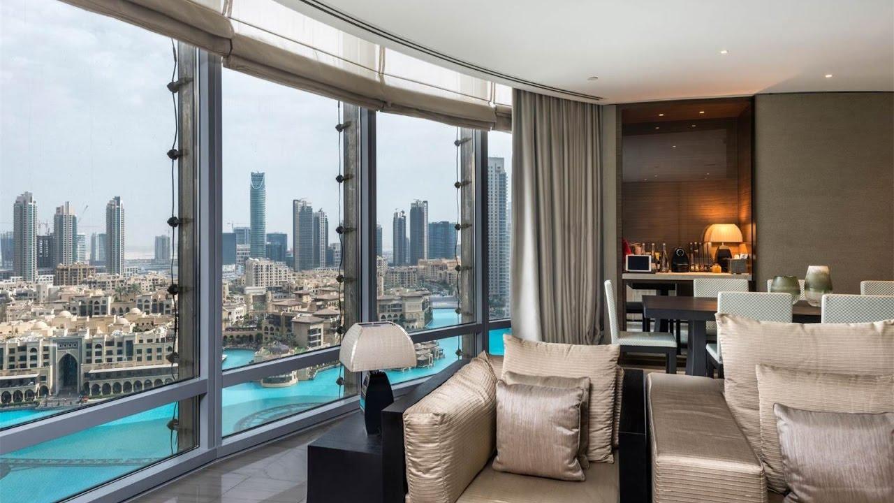 Armani Residences In Burj Khalifa Dubai United Arab