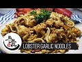 WAI SIK 為食 | Lobster Garlic Noodles