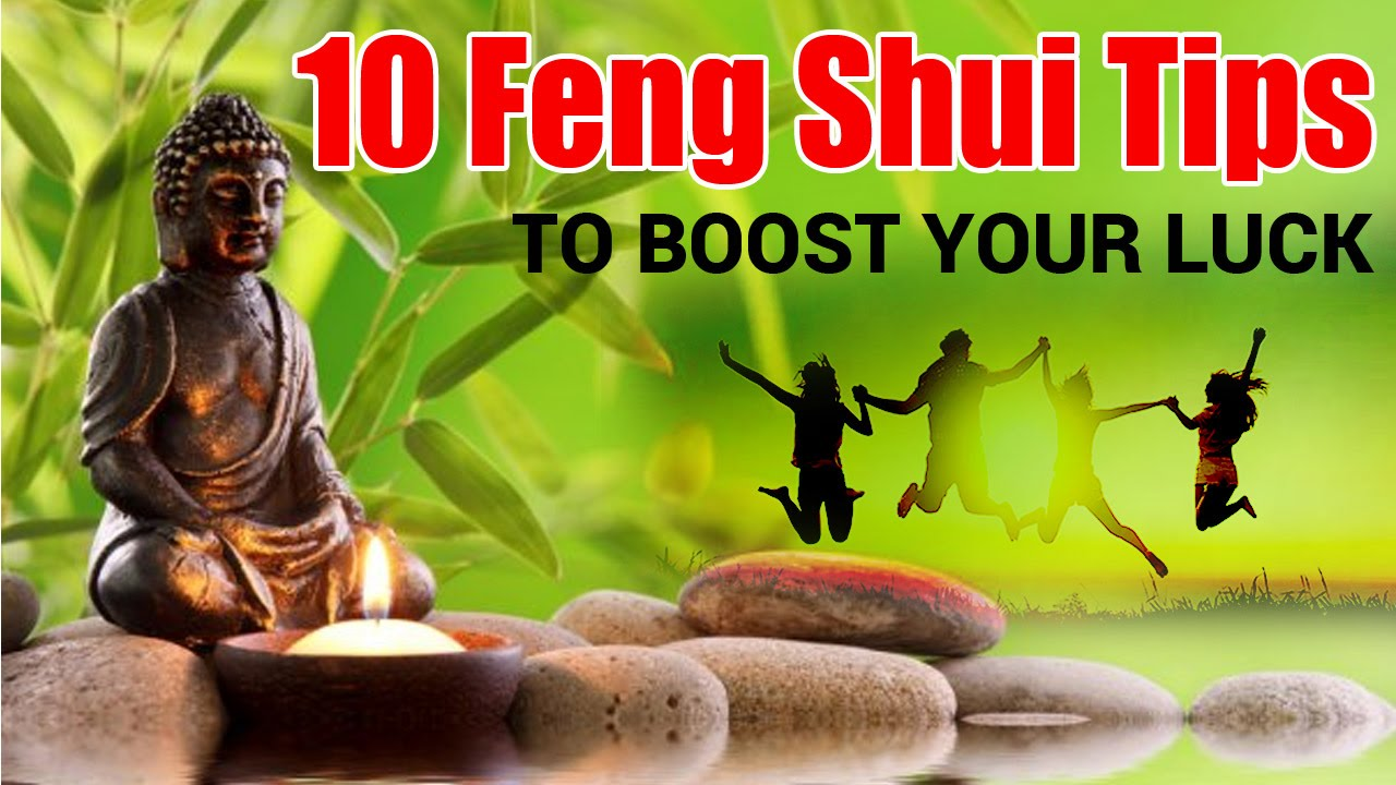 10 feng shui tips to boost your luck m doovi. Black Bedroom Furniture Sets. Home Design Ideas