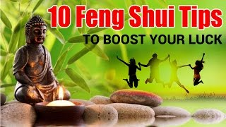 वास्तु सुझाव | 10 Feng Shui Tips to Boost Your Luck | Money | Home | Office | Career | job | Wealth