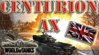 World Of Tanks /// Centurion AX - Confederate