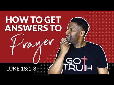 How To Get Answers To Your Prayers