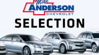 Mike Anderson Chevrolet Chicago and Merrillville