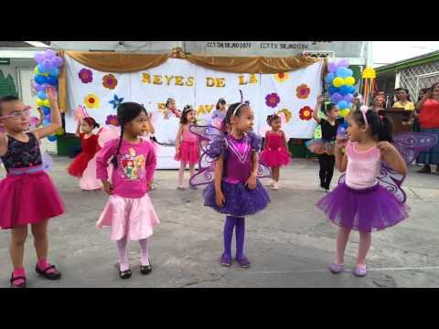 Festival de Primavera Jard�n de Ni�os Josefa Ort�z de Dom�nguez
