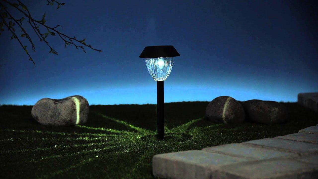 solcellslampa bäst i test 2016