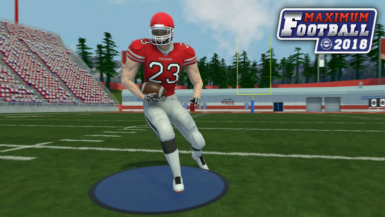 Maximum Football 2018 Gameplay And Overview For Ps4 And Xbox Youtube