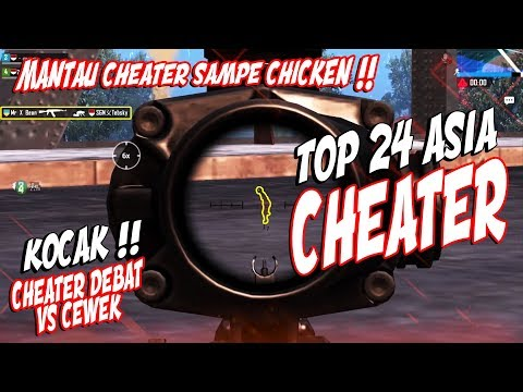 download TERCYDUK !! TOP GLOBAL 24 ASIA CHEATER :) KOMPLOTAN DIGIPRAH ?? PUBG M