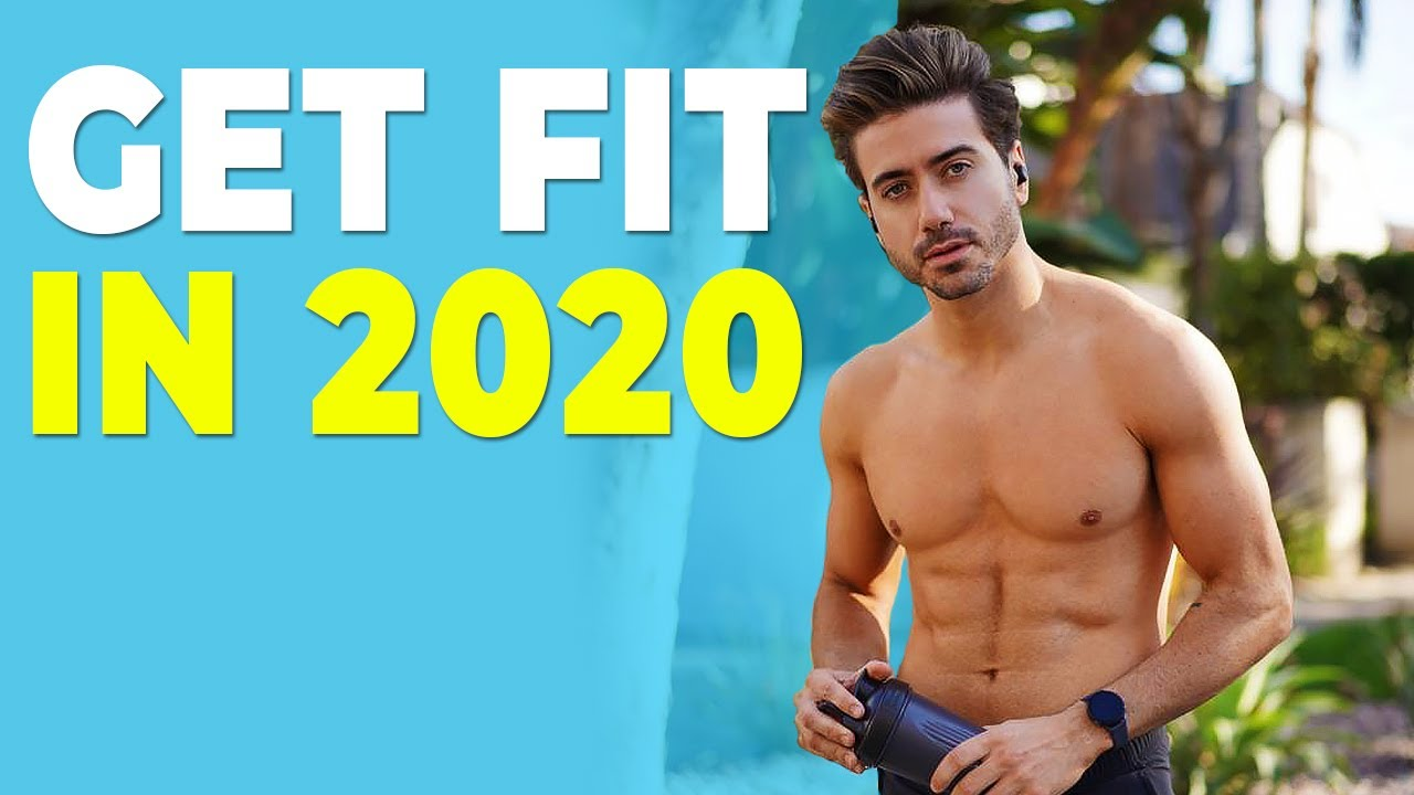 5 Ways to Start a HEALTHY Lifestyle in 2020 l Alex Costa