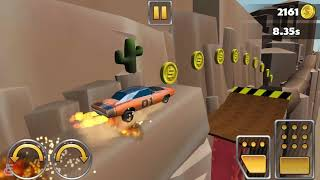 Stunt Car Challenge 3 | Android Gameplay | Friction Games