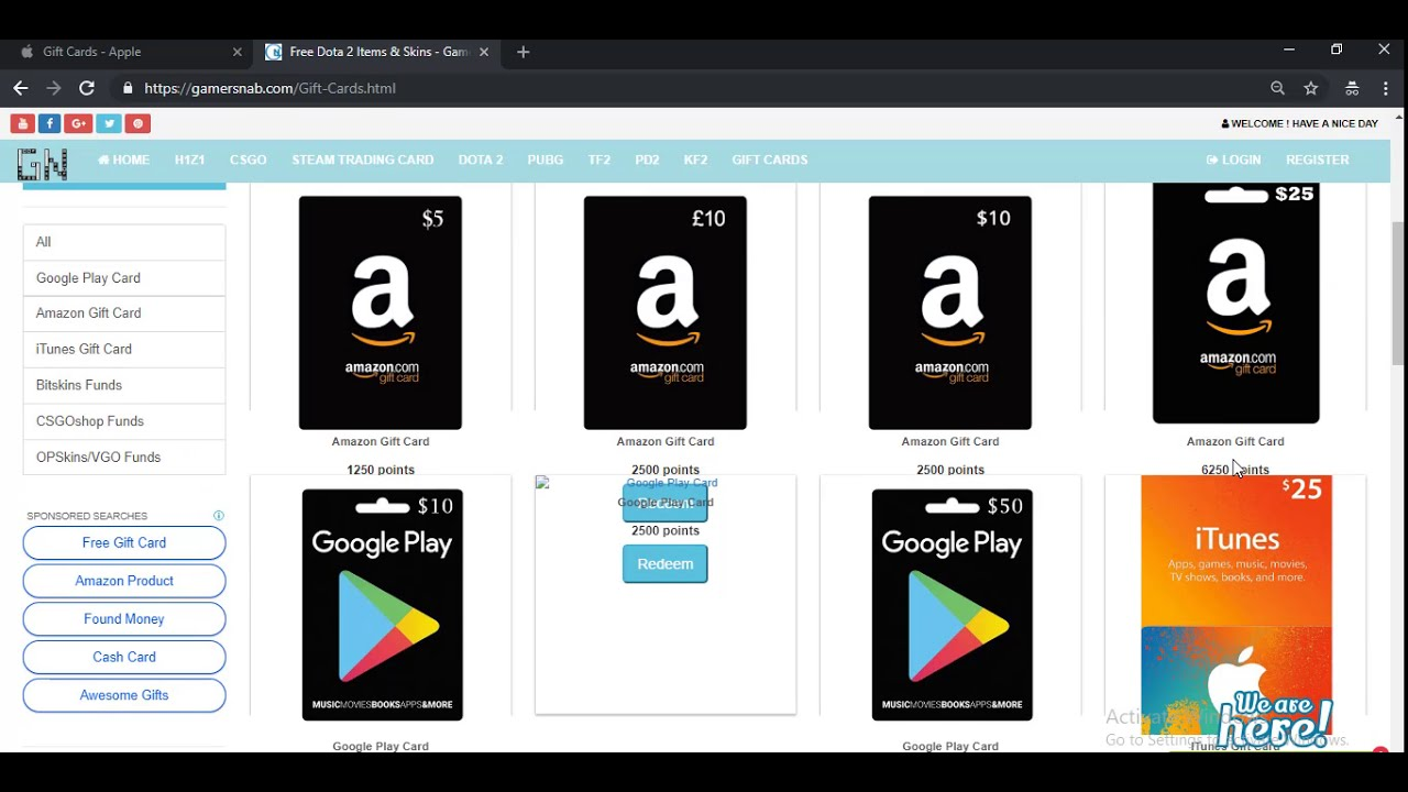 How to get Free iTunes Gift Cards in 2019 - YouTube