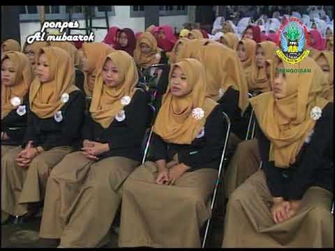 KH Zulfa Musthofa di Haflah ke 21 Pondok Pesantren Al Mubaarok