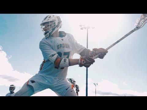 Brown Vs Harvard || 2019 College Lax Highlights