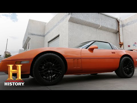 Counting Cars: Danny Reveals A