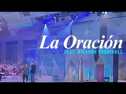 Ingrid Rosario y Ricardo Rodriguez :: La Oracion