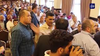مزارعون وتجار يهددون يطالبون الحكومة بإنقاذ القطاع  الزراعي في الأردن - (5-10-2017)