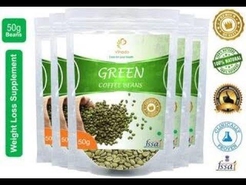 Nimbark Organic Green Coffee - YouTube