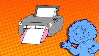 Game Grumps Animated - Old School Printer