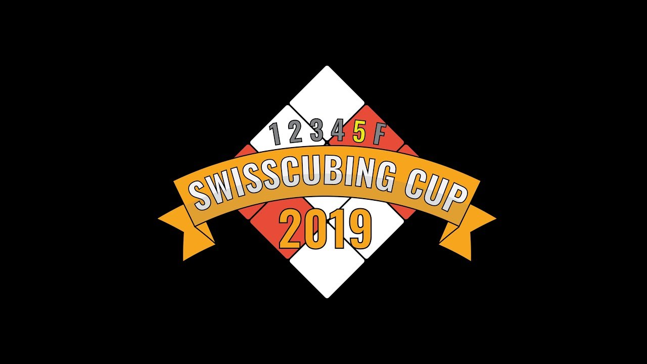 Swisscubing Cup V Competition Compilation